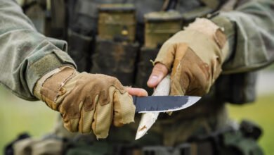 Photo of Ultimate Guide On Different Types of Military Tactical Knives