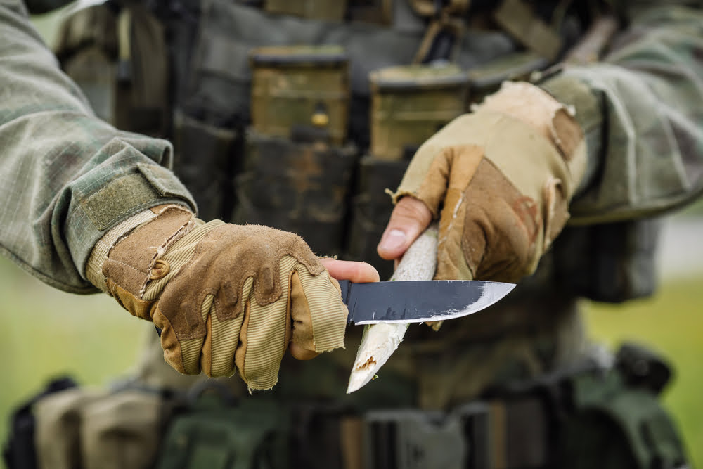 Military Tactical Knives