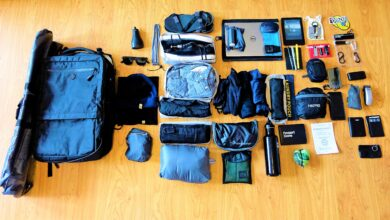 Photo of Collection Of Bag-Packing Secrets From Professional Travelers Around The World
