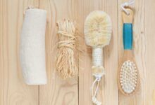 Photo of Daily Routine Habit Of Dry Brushing For Skin Treatment