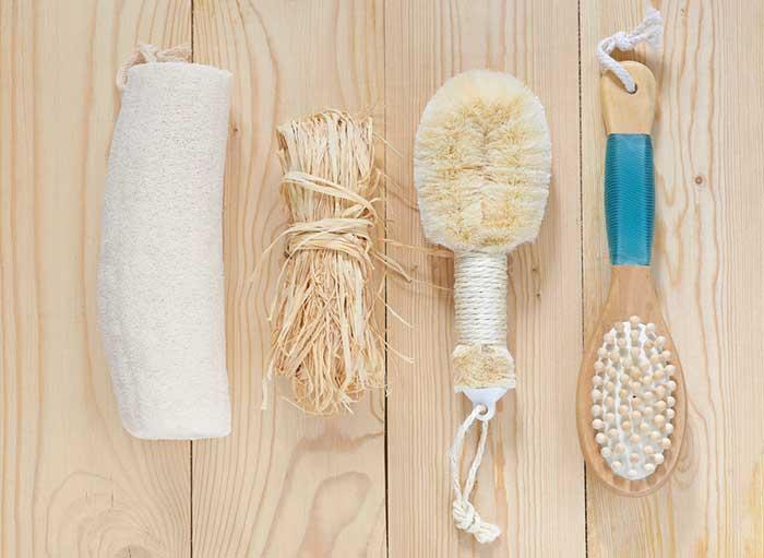 Dry Brushing For Skin
