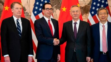 Photo of China Commerce Minister To Hold Trade Talk With U.S.