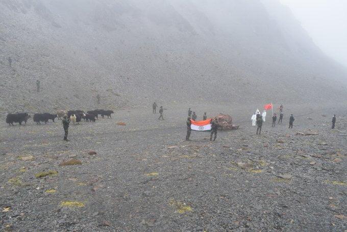 Army hands over 13 yaks, 4 calves to China amid border row