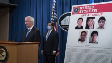 Photo of According To The Us Five Chinese Nationals Accused In The Mega Hacking Plan, Indian Govt Networks Hit.