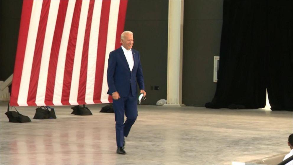Joe Biden at ABC