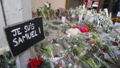 Photo of Latest News: Teacher Attack In France, Rallies To Support Late Samuel Paty