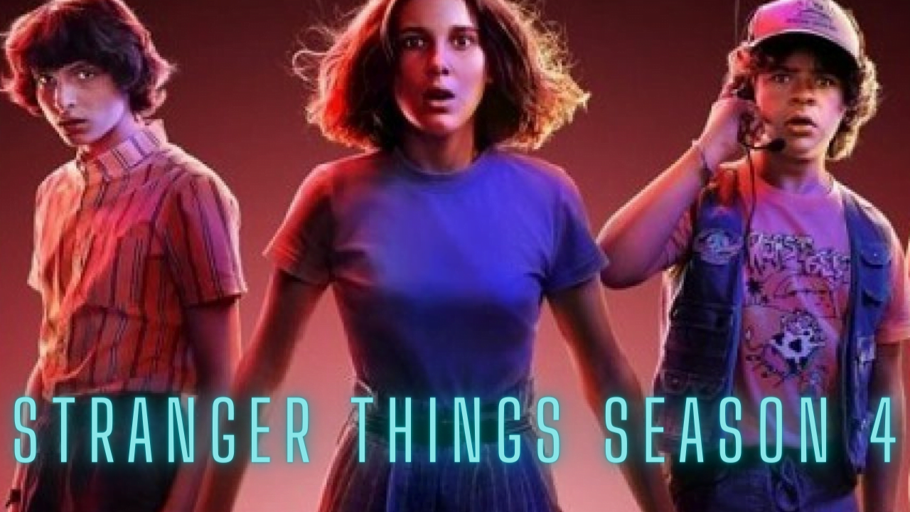 stranger things 4 release date