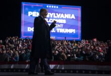 Photo of US Presidential Election 2020: Obama and Trump Lock Target In Rival Rallies